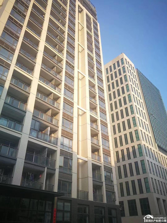 平湖中心大红本【华城东苑】统建楼总价低地铁口100米
