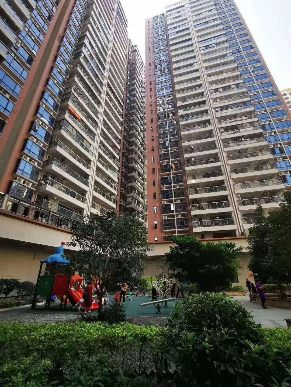 龙华清湖站400米10栋花园小区房《幸福新城》可落户