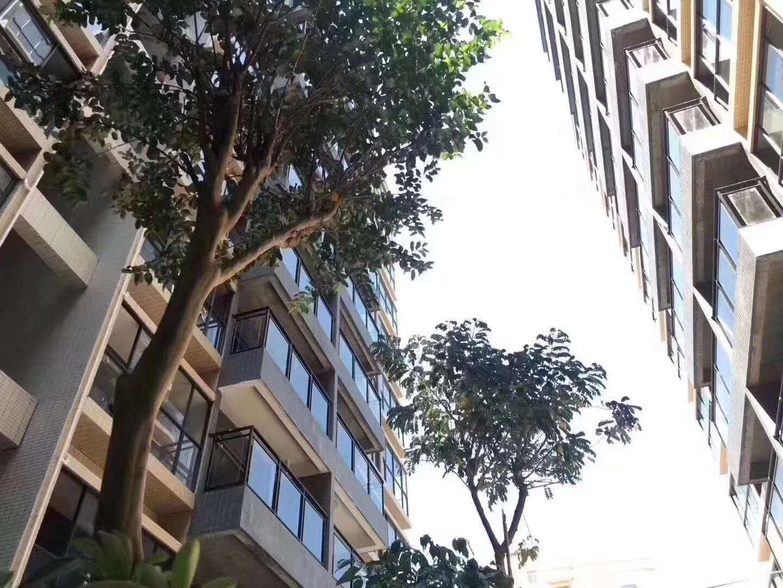 长安小产权房统建楼【隆腾阁】中心区3栋高端小区空中花园 停车库
