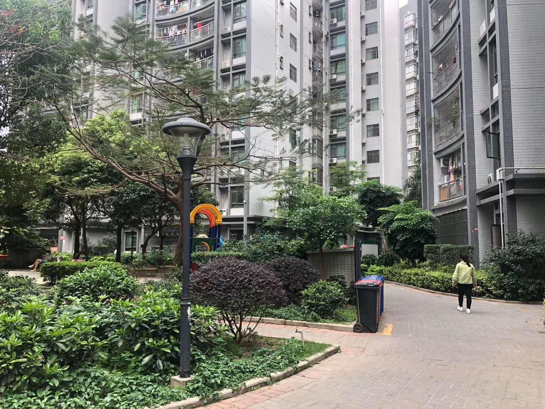 沙井小产权房统建楼【西部城·西荟花园】17栋大型花园可落深户