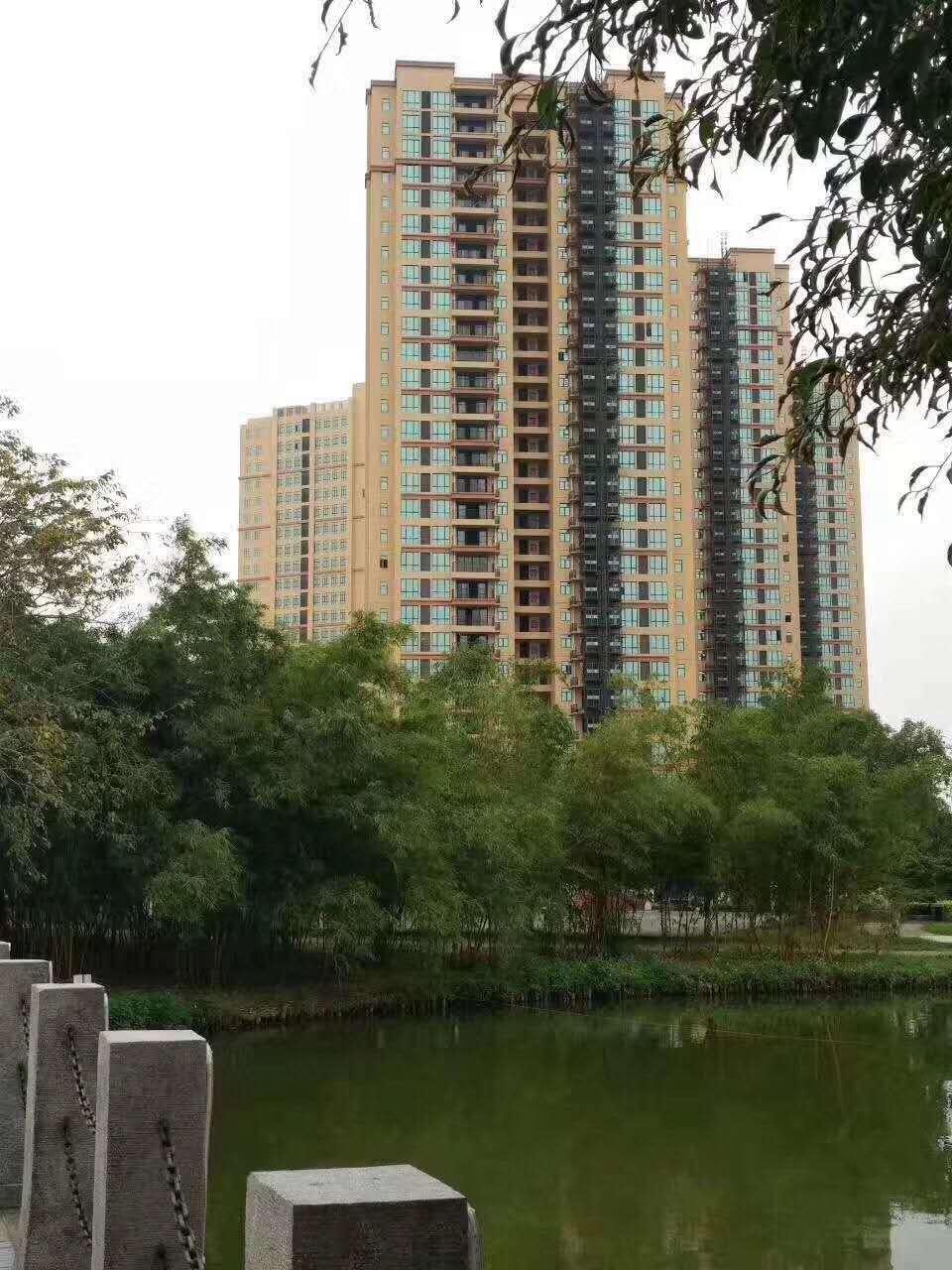 茶山小产权房统建楼【创富花园】8栋大型统建楼花园房