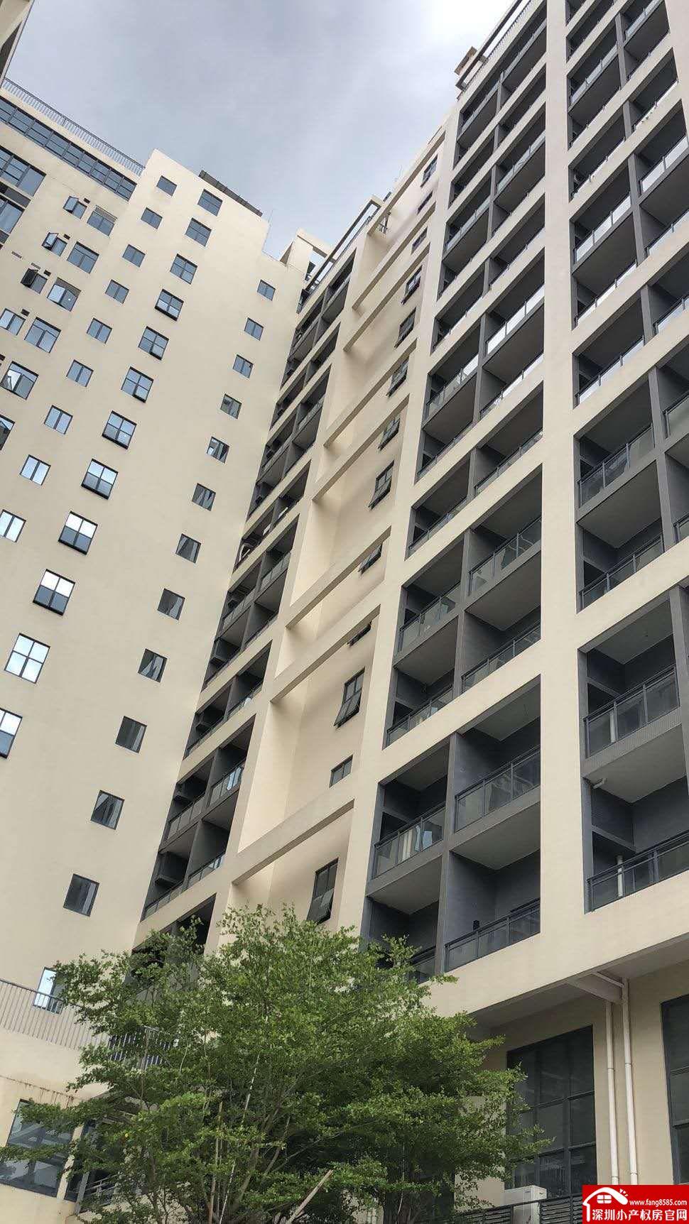 塘厦小产权房统建楼【香蜜花园】4栋15层大型停车场天然气