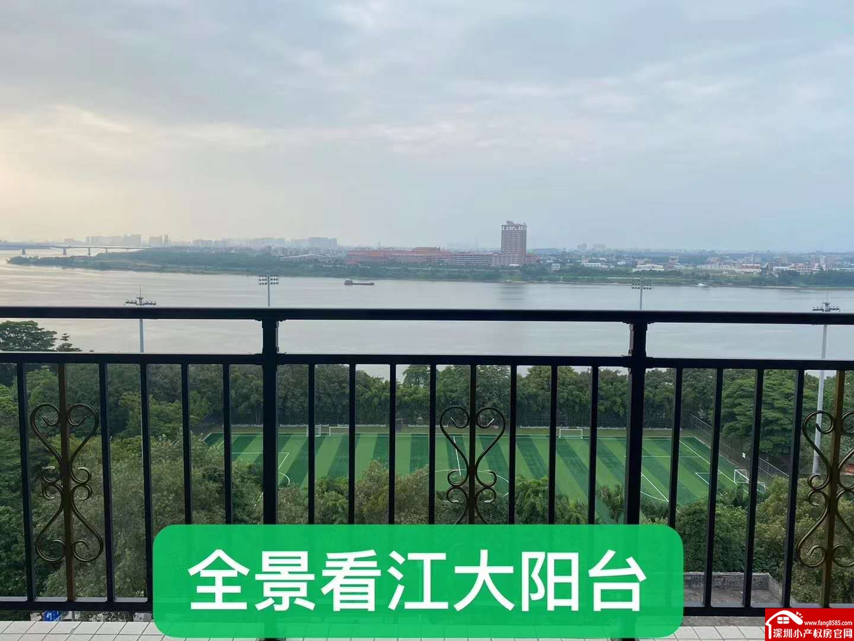 企石小产权房统建楼【东江新城国际】6栋封闭式管理高端江景豪宅