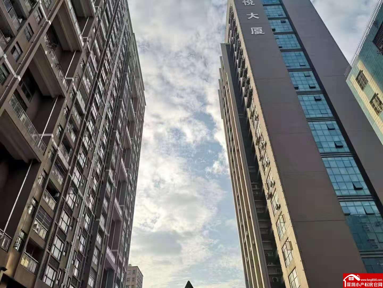 沙井中心区小产权房统建楼【新桥华府】2栋小区带地下车库