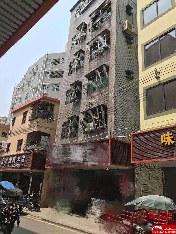 公明上村商业街天虹附近整栋出售