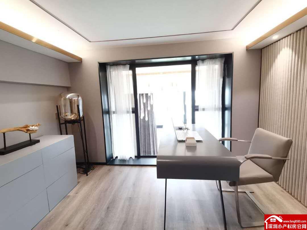 松山湖小产权房统建楼(诚进C-PARK)在售公寓三栋红本公寓1字头