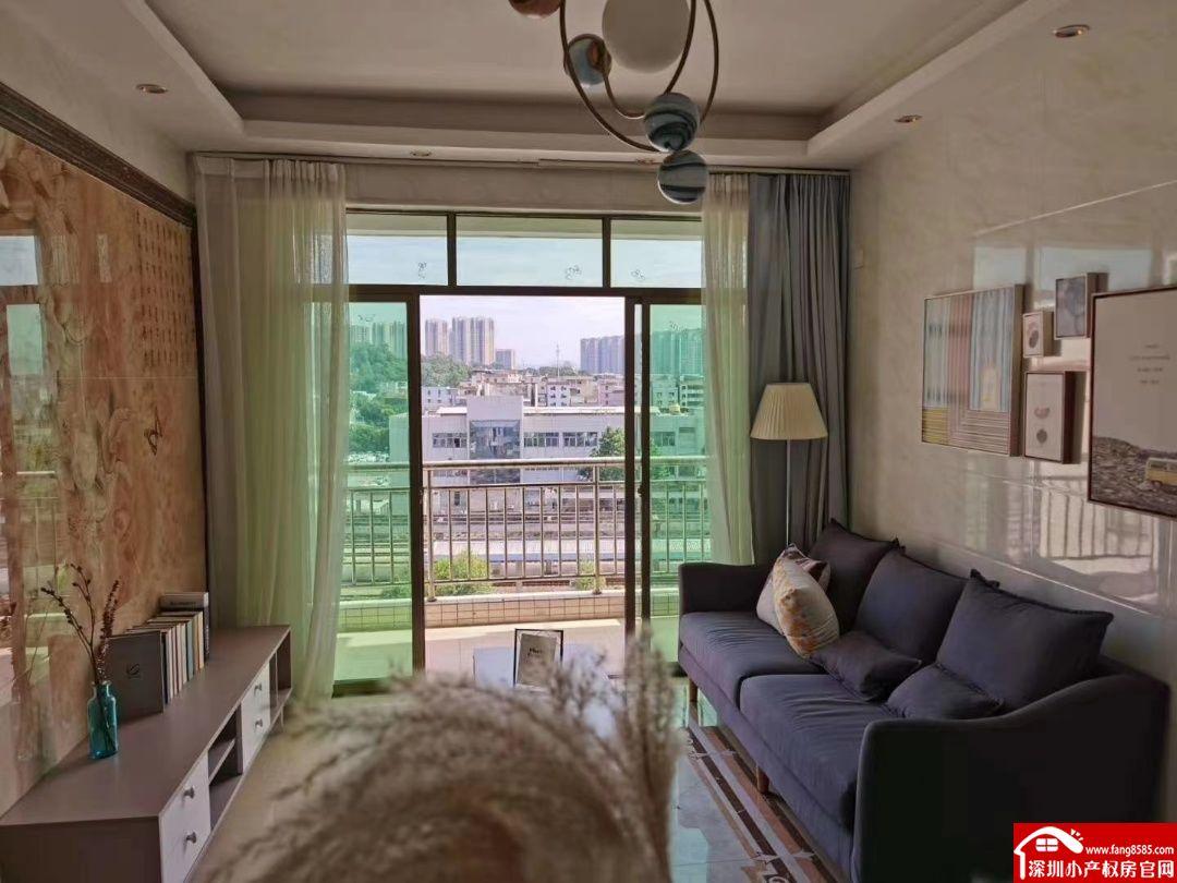 长安小产权房统建楼【畔山佳园】轻轨站680米