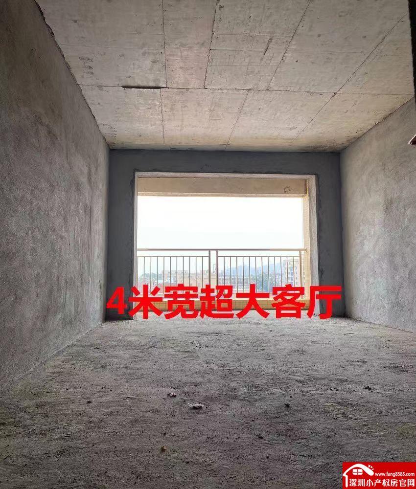 企石小产权房统建楼【江景新城】户户采光无敌看江景