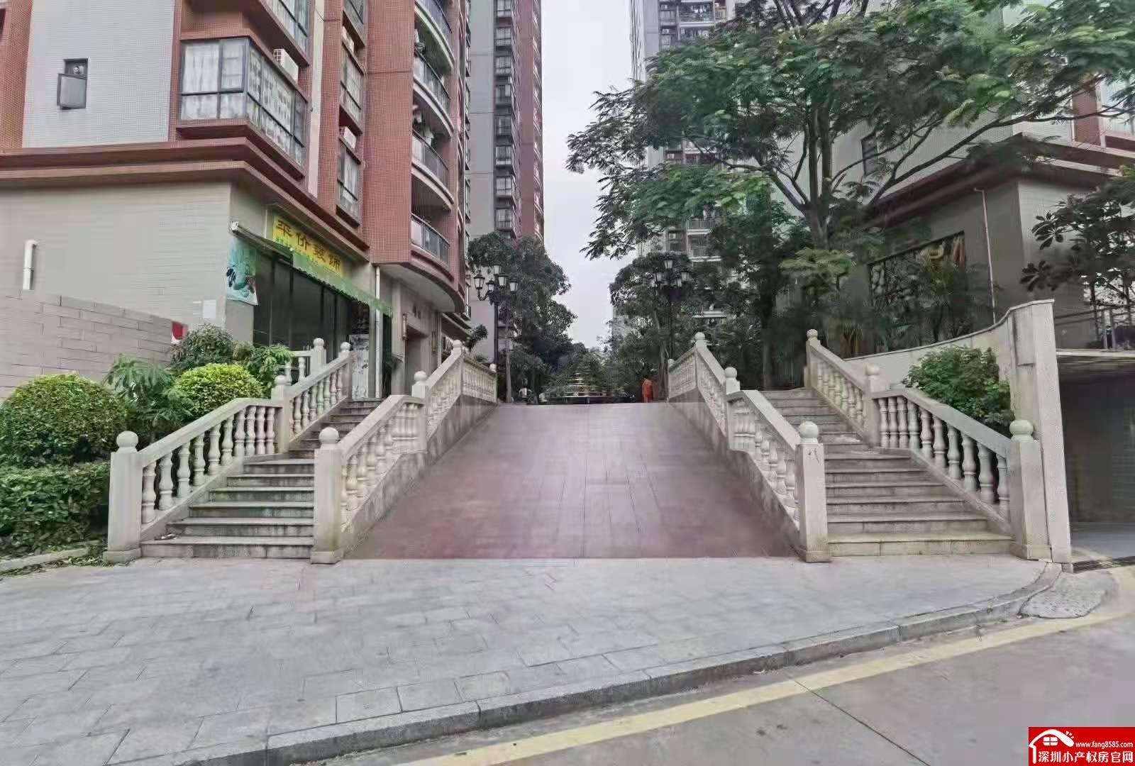长安乌沙4栋花园小区【鸿锦花园】带两层地下车库