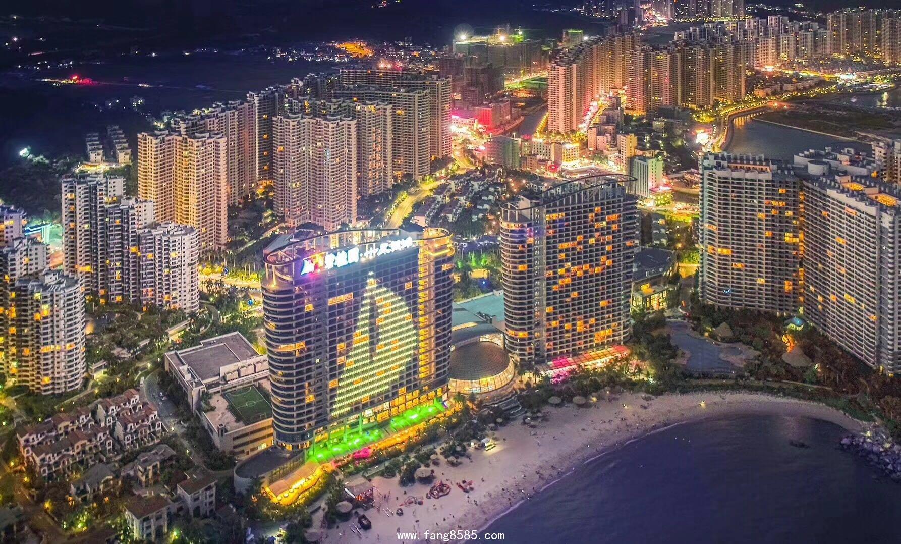惠州十里银滩旁【金域蓝湾】海景房起价3880元!