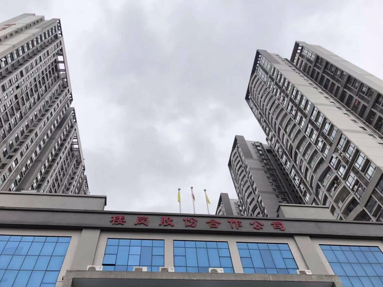 松岗中心13栋村委统建楼-前进公社