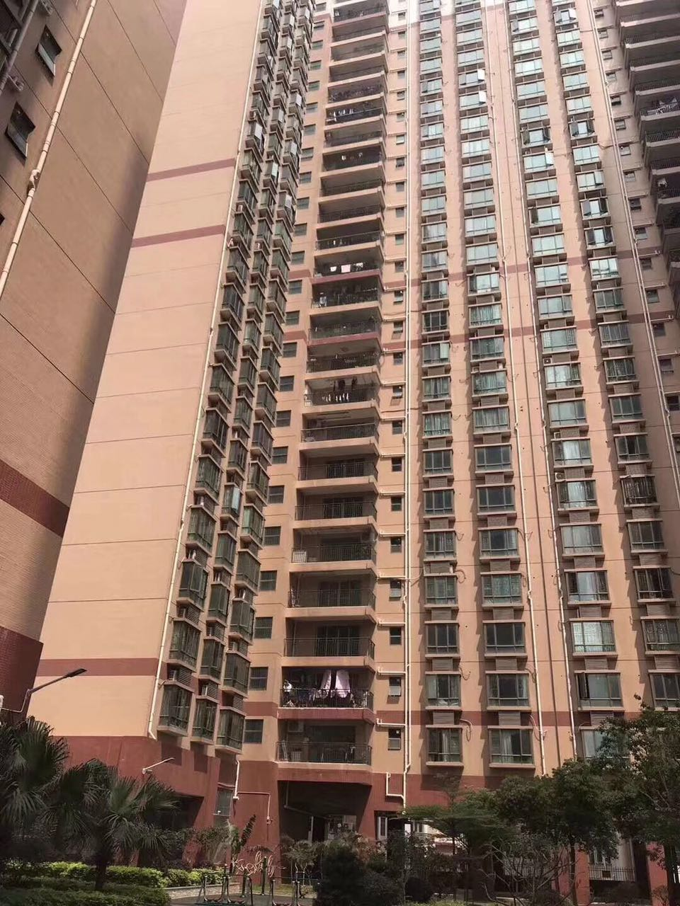 松岗村委统建楼《松新石岗大楼》 230平方带入户花园 可分期